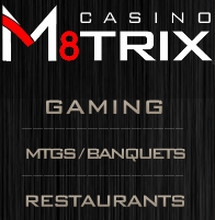 Casino matrix jobs