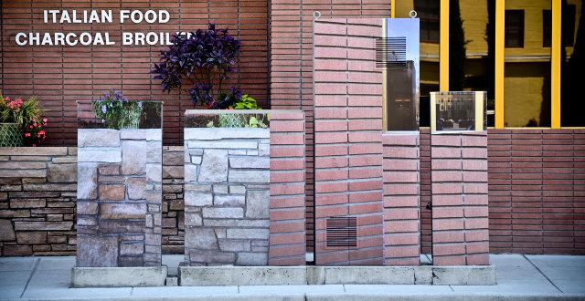 Sidewalk Structures
