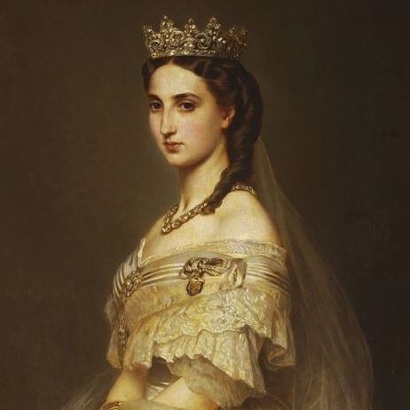 Adios Mama Carlota, Empress...