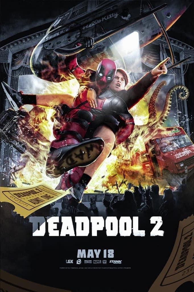Movie Deadpool 2 2018 Full Movie Online Free Hd San Francisco