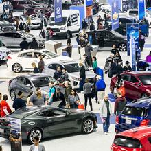 Silicon Valley Auto Show San Jose CA At San Jose McEnery - San jose car show 2018