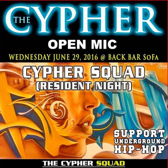 The Cypher feat. Hip-hop, J...