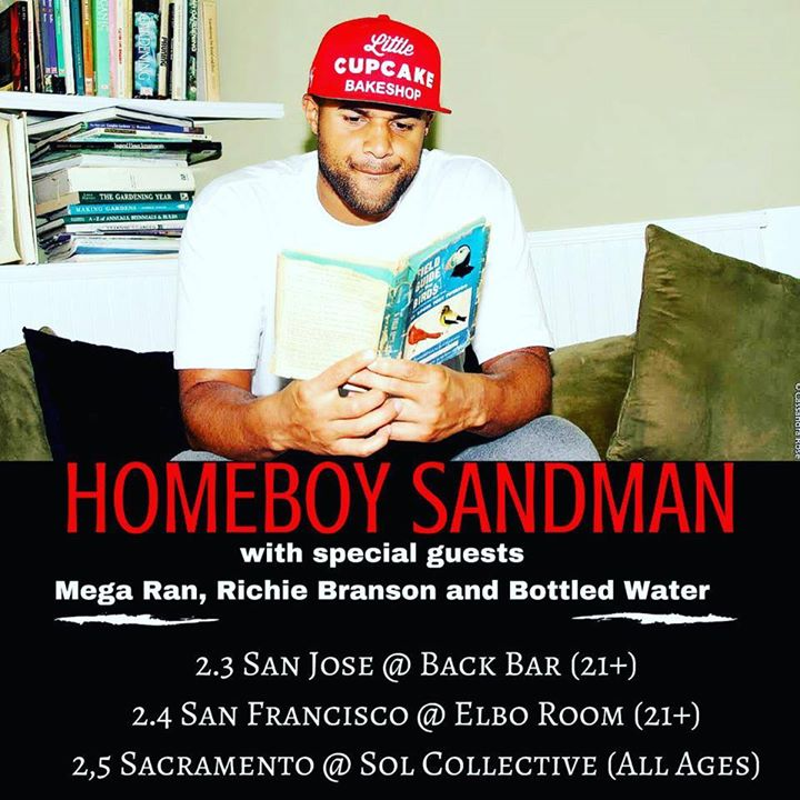 Homeboy sandman san jose ca on wed feb 3 2016 at for Back bar sofa san jose