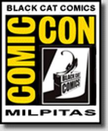 Black Cat Comics Grand Opening Milpitas Ca At Black Cat Comics