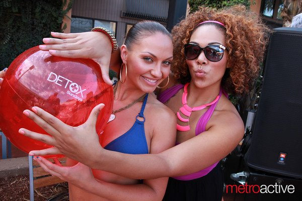 Detox Sundays Pool Party Cupertino Ca On Sun May 24 2015 At Cupertino Hotel