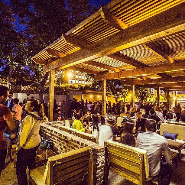Sp communal bar restaurant grand opening san jose