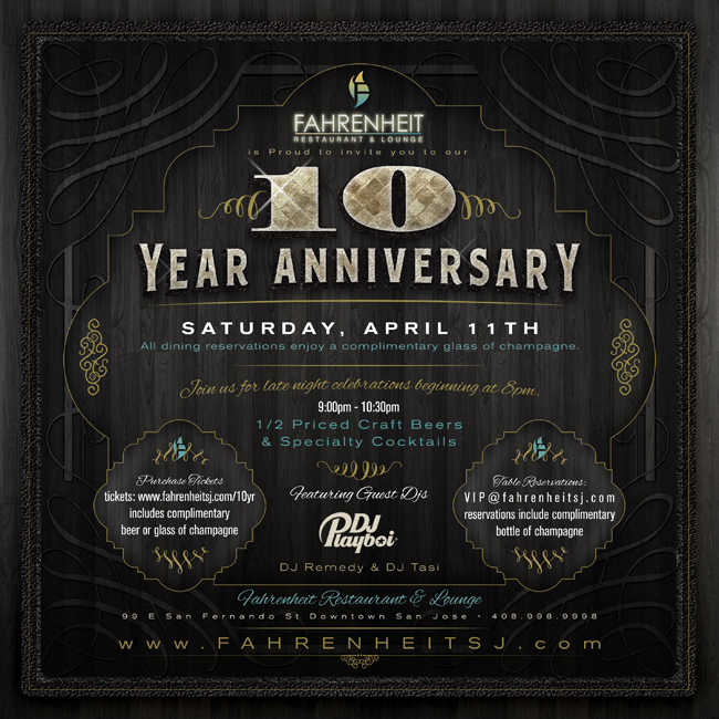 Invitation letter for bank anniversary gallery invitation sample restaurant anniversary invitation letter inviview fahrenheit 10 year anniversary san jose ca at business anniversary invitation stopboris Images