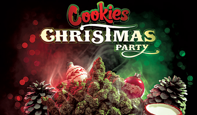 BERNER, KOOL JOHN: COOKIES CHRISTMAS PARTY - San Francisco, CA ...