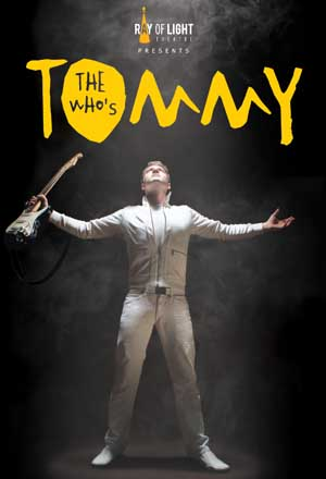 The Who S Tommy San Francisco Ca At Victoria Theatre