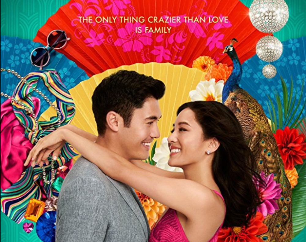 Crazy Rich Asians Movie and...