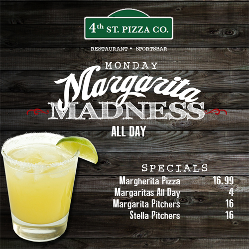 Monday Margarita Madness