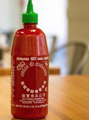 Electronic Sriracha Festiva...