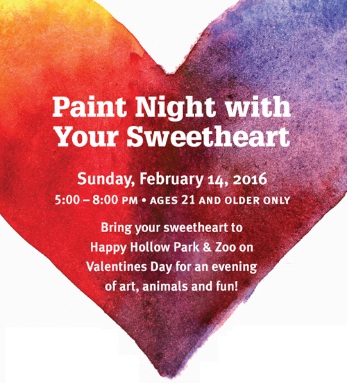 Paint Night with Your Sweet...
