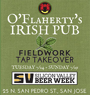Fieldwork Tap Takeover