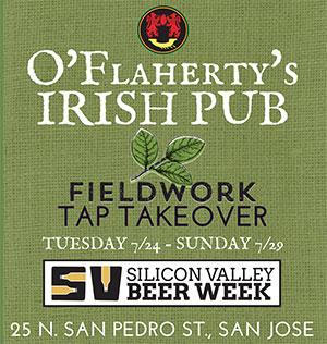 Fieldwork Tap Takeover