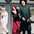 Anything Goes embraces the spirit of the 1930s.