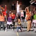 The cast of 'Rent' exudes enthusiasm at City Lights.