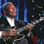 B.B. King and Lucille.