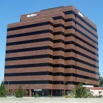 McAfee's Santa Clara HQ.