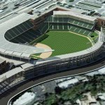 The new San Jose stadium would be located downtown, near the HP Pavilion.