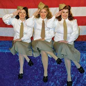 'Sisters of Swing!'