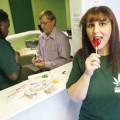 Erika Taylor Montgomery, San Jose Cannabis Buyers Club.