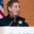Chief Rob Davius will step down at th eend of the year.