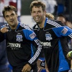 The San Jose Earthquakes are in  a tie for fourth in the Western Conference.