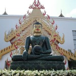 The local Vietnamese community has fueded over the location of the world-traveling Jade Buddha.