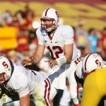 Andrew Luck led Stanford to its first victory at the Rose Bowl since 1996.