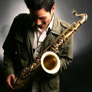Jazz Saxophonist Oscar Pangilinan