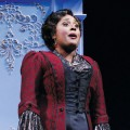 STAR TURN :Jouvanca Jean-Baptiste delivered a stirring performance as 'Anna Karenina' on Sunday.