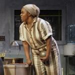 Cutline: Jannie Jones stars in 'Black Pearl Sings.' Photograph by Kevin Berne