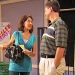 Parents Diahanna Davidson and Tom Gough get kinky when a PTA meeting is canceled.