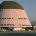 Hangar One at Moffett Field might house the 2020 World's Fair.