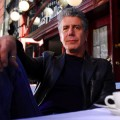 Anthony Bourdain will give a cooking class at Sur La Table in Palo Alto Wednesday.