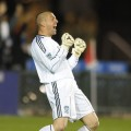 Jon Busch is ready for the playoffs, which begin Saturday night. Photo by John Todd/Earthquakes.