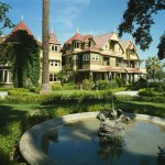 The Winchester Mystery House may be the most famous haunted house in the nation.