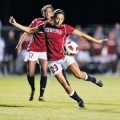 Christen Press has set her sights on a national championship.
