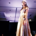 Historic fashions, collected by Goodwill, were  front and center at the nonprofit's fall fashion show last Friday.