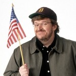 Michael Moore is speaking in San Jose on the same day as Sarah Palin. Whose crowd will be bigger?
