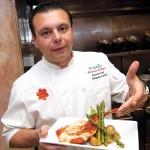 Fratello chef Salvatore Calisi.