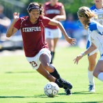 Christen Press broke the Stanford all-time assists record and tied the single-season goal record.