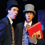 Robert Parsons and Will Springhorn Jr.  deliver  'Every Christmas Story Ever Told' for San Jose Stage.