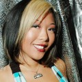 Jamie Lin celebrates her birthday with a performance on the decks at Cardiff on Tuesday, Nov. 23.
