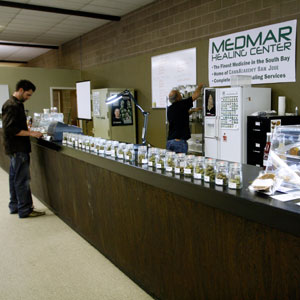 Raids Follow Passage of Medical Marijuana Tax