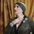 Annmarie Martin plays Norma Desmond in 'Sunset Boulevard' at Palo Alto Players.