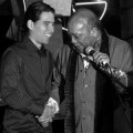 Alfredo Rodriguez with his mentor Quincy Jones at SXSW '09. (video)