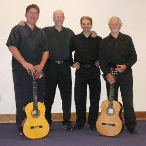 South Bay Guitar Society Quartet