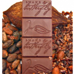 Snake and Butterfly Chocolate